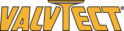 valvtect logo piston gold yellow high performance fuel-additives for diesel fuel gasoline and lpg