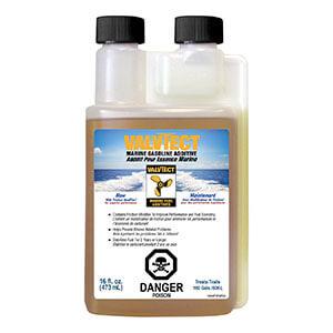 valvtect marine gasoline additive